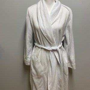 White Liz Claiborne Robe